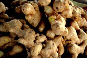 Ginger Oleoresin Co2 Oil